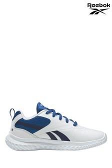 Reebok Blue/White Rush Run Trainers