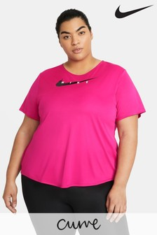 Nike Curve Swoosh Run T-Shirt