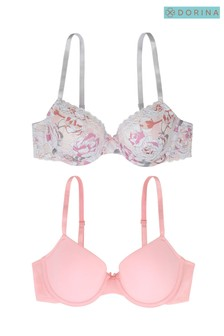DORINA Kendra Two Pack T-Shirt Bras