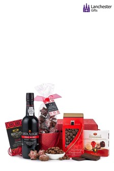 Port And Chocolate Gift Hamper by Lanchester Gifts