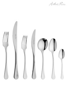 Arthur Price Signature Cascade 42 Piece Cutlery Set