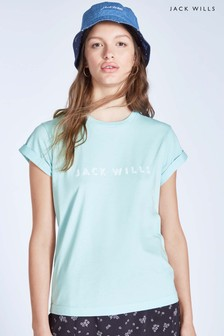 T-shirt Jack Wills Howell coupe boyfriend