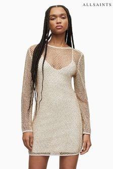 חולצת ג'ינס של 7 For All Mankind® בכחול כהה