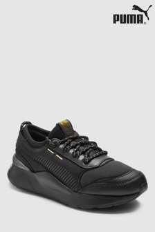 Puma® Black RS0 Youth Trainer