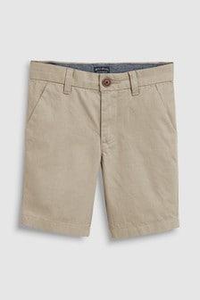 卡其短褲 (3-16歲)