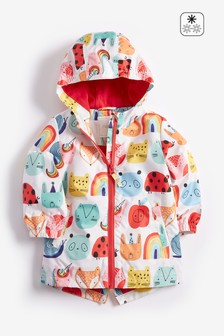 Shower Resistant Character Print Cagoule (3mths-7yrs)