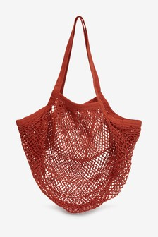 String Beach Bag