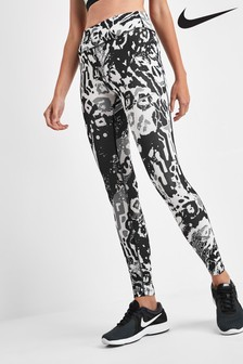 Nike Run Fast Printed 7/8 Leggings