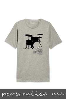 Personalised Band Director T-Shirt