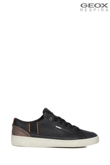Geox Men's Warley Black Shoes