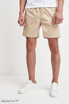 GANT Relaxed Embroidered Short