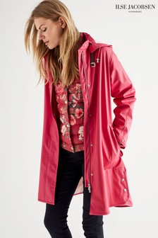 Ilse Jacobsen Pink Raincoat