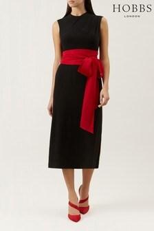 Hobbs Black Thao Dress