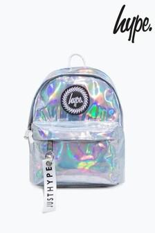 Hype. Irridecent Mini Backpack