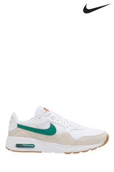 Nike White Air Max SC Trainers