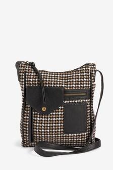 Pocket Messenger Across-Body Bag