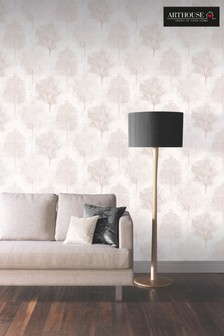 Arthouse Wonderland Floral Wallpaper