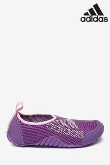 adidas Purple Kurobe Junior & Youth Trainers