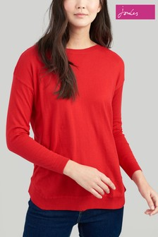 Joules Kerry Slash Neck Jumper