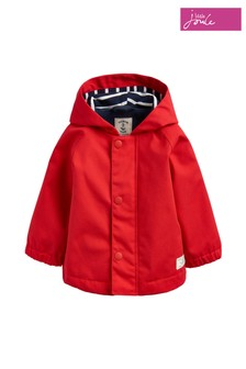 Joules Red Coast Raincoat
