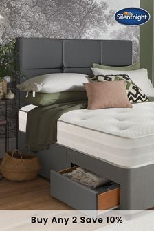 Eco Comfort 1200 Divan Set + Headboard