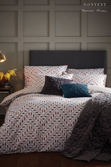 Content by Terence Conran Zig Zag Bed Set