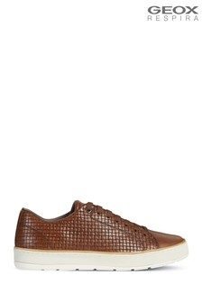 Geox Brown U Ariam Shoe