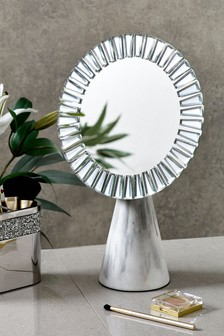Deco Vanity Mirror