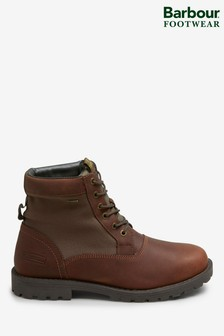 Barbour® Cheviot Derby Hickory Boots