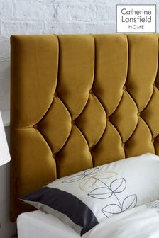 Boutique Velvet Headboard By Catherine Lansfield