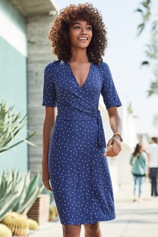 748f110c2e7 Hoop Wrap Dress. I m available in tall sizes