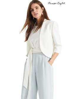 Phase Eight Cream Tammy Jacket
