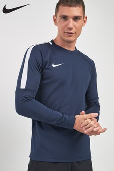 ec63fd4c47ef Buy Men s knitwear Nike Blue from the Next UK online shop