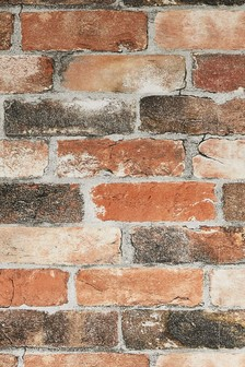 Paste The Paper Tonal Bricks Wallpaper Sample