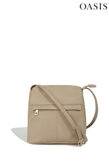 Oasis Grey Isla Cross Body Bag