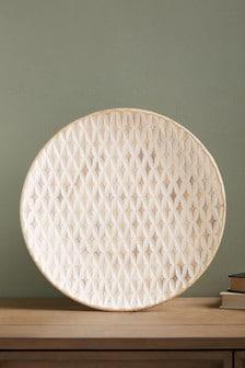Geo Pattern Platter