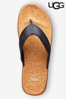 10319e64904 Mens Ugg Sandals | Ugg Toe Post & Strap Sandals | Next UK