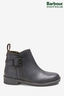 Barbour® Black Sarah Boot
