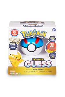 Pokémon™ Trainer Guess Johto Edition