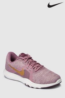 Nike Gym Pink Flex Trainer 8