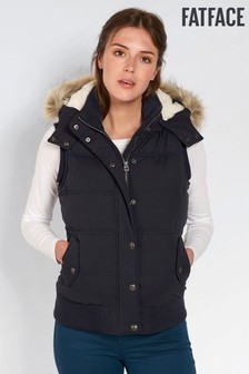 204d329cfec4f Womens Gilets   Womens Padded   Denim Gilets   Next UK