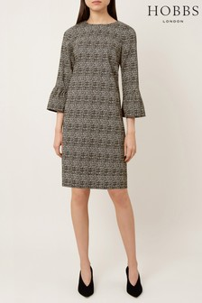 Hobbs Black Shelby Dress