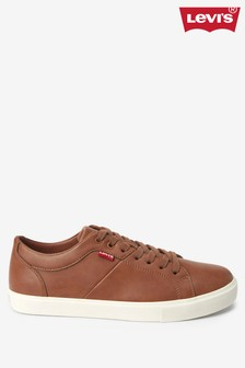 Levi's Brown Woodward Trainers