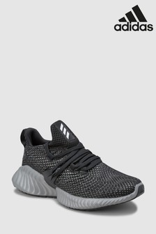 adidas Run Black Alphabounce Instinct Youth
