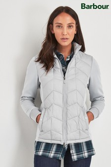 Barbour® Coastal Ice Winifred Hybrid Sweat Jacket