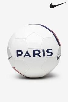 Nike White PSG Ball
