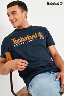 Timberland® Navy Established 1973 T-Shirt