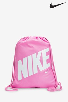 Nike Kids Pink Gymsack