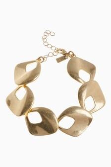 Link Disc Bracelet