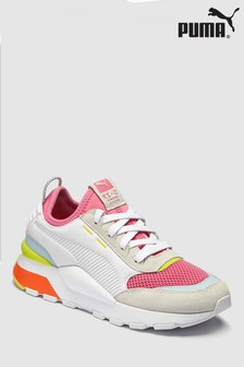Puma® White RS 0 Winter Toys Trainers